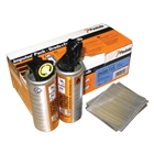 Paslode 395196 F18 x 50mm Galvanised (Pack of 2000 & 2 Fuel Cells)