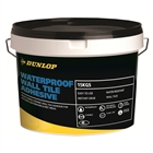 Dunlop Waterproof Wall Tile Adhesive 15kg