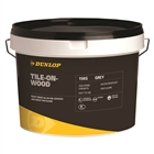 Dunlop Tile On Wood Grey 15kg