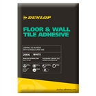 Dunlop Standard Floor & Wall Tile Adhesive White 20kg