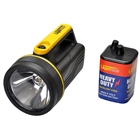 Lighthouse Krypton Spotlight with 6V Battery 996