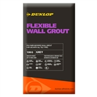 Dunlop Floor & Wall Grout Grey 10kg