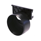 ACO HexDrain/RainDrain Outlet End Cap
