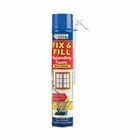 Everbuild Fix & Fill Expanding Foam 750ml
