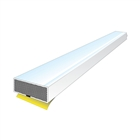 Intumescent Strip Plain Door Pack 15mm x 4mm White