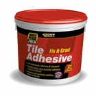 Everbuild 703 Fix & Grout Tile Adhesive 1.5kg/1 Litre