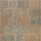 Trident Paviors 160mm x 160mm x 50mm Burnt Ochre