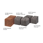 Pavekerb Type K-S Kerb BN or SP Charcoal (10 per metre)