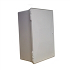 Electricity Meter Box Door White