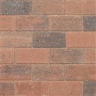 Pavedrive Block Paving 200mm x 100mm x 50mm Brindle