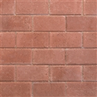 Pavedrive Block Paving 200mm x 100mm x 50mm Red