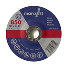 Marcrist 850 Metal Cutting Disc Flat 115mm x 3mm x 22.2mm