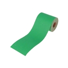 Faithfull Aluminium Oxide Paper Roll Green 115mm x 10m 120G