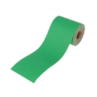 Faithfull Aluminium Oxide Paper Roll Green 115mm x 10m 80G