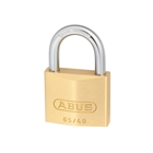 Abus 65/40 40mm Brass Padlock Twin Carded