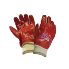Scan PVC Knitwrist Glove
