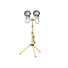 Faithfull Sitelight Twin Adjustable Stand 1000W 240V