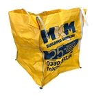 MKM Yellow Tunnel Lift Bulk Bag