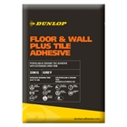 Dunlop Standard Set Plus Floor & Wall Tile Adhesive Grey 20kg