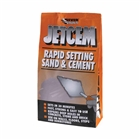 Jetcem Rapid Setting Sand & Cement 2kg