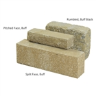 Carluke Walling Rumbled Face 300mm x 100mm x 65mm Buff