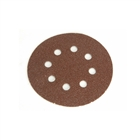 Faithfull Hook & Loop Sanding Disc 125mm DID3 Very Fine (Pack of 5)