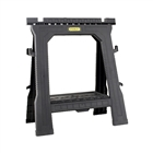 Stanley Folding Sawhorse Twin Pack