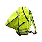 Hi-Vis Back Pack Yellow