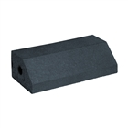 Special Shaped Bricks Smooth Blue Plinth Stretcher PL.3.2