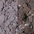 Plum Slate Chippings 20mm Bulk Bag
