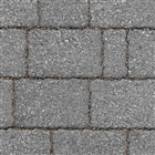 Rio Permeapave Block Paving 3 Size Project Pack 8.06m² Grey