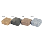 Granite Setts 110mm x 110mm x 50mm Red