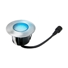 Easy Connect IP67 1W LED Ground Light Blue