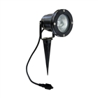 Easy Connect IP67 Spike Light Black Aluminium