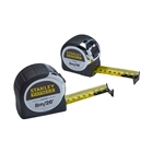 XMS19CTTWIN Stanley FatMax® Chrome Tape (Twin Pack)