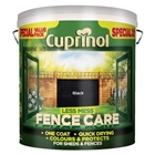 Cuprinol CX Less Mess Fence Care Black 6 Litre