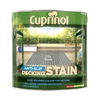 Cuprinol CX Anti Slip Decking Stain City Stone 2.5 Litre