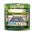 Cuprinol CX Anti Slip Decking Stain Urban Slate 2.5 Litre