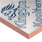 KINGSPAN KOOLTHERM K107 PITCHED ROOF BOARD 2400X1200X 75MM