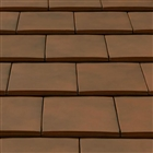 Sandtoft 20/20 Interlocking Clay Plain Tile
