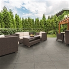 Arlow Vitrified Paving 600mm x 600mm Grey