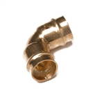 Solder Ring Fitting Elbow 22mm