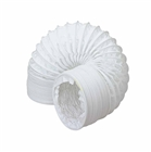 Domus Flexible PVC Round Hose 100mm 3m