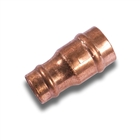 Solder Ring Fitting Reducing Coupling 15mm x 8mm