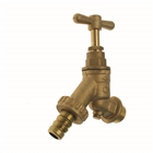 "¾"" Hose Union Bib Tap with Double Check DZR Pattern"