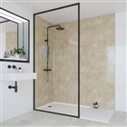 Multipanel Shower Panel 2400mm x 1200mm Travertine