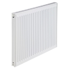 600mm x 1000mm Henrad Single Convector Radiator