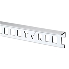 Tile Rite MSL112 8mm Silver L Shaped Trim