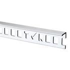 Tile Rite SSL349 12mm L Stainless Steel Effect Tile Edging