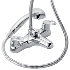 Instinct Della Bath Shower Mixer with Shower Kit